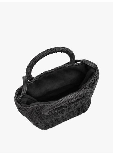 Twist Çanta Siyah